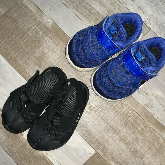 Toddler Size 5 Nike Sandals Shoes